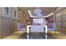 大城小院四房一厅139㎡欧式风格装修效果图