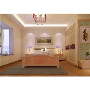 大城小院三房一厅106㎡欧式风格装修效果图