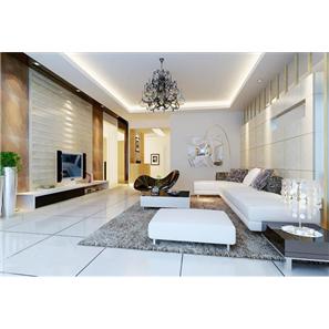 盛世中华三房一厅100㎡欧洲风格装修效果图