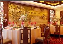 金秀华东大酒店就餐区装修效果图