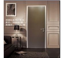 顶固室内门卧室房间推拉门套装门烤漆门净味平板门8A采尼