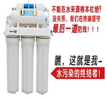 大信 高端壁挂式 家用厨房超滤净水机DU101-5