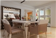 天鹅湖72㎡两房一厅现代风格装修效果图