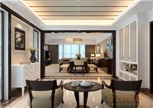83㎡两房一厅现代简约风格装修效果图