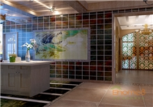 中央美地72㎡两房一厅地中海风格装修效果图