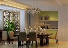 山语城106㎡三房一厅现代简约风格装修效果图