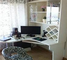索菲亚 书房-电脑台