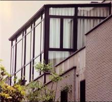 诺的门窗 高档别墅门阳光房系列