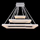 普雷威特现代风格吊灯 现代简约艺术客厅灯卧室灯具灯饰
