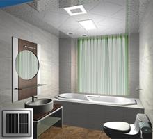 奥普  浴室暖风机300*300MM