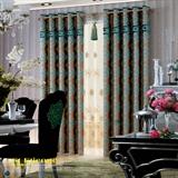 金芙蓉  2.5米欧式成品窗帘