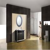欧必德集成电热水器/水立方系列3D速热热水器浴室柜2合1