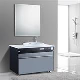 欧必德集成电热水器/新境界系列3D速热热水器浴室柜2合1