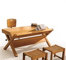 竹高书桌(不含凳子)