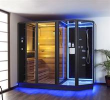 英皇卫浴 干蒸桑拿房+沐浴 星辰骑士系列AG0007L