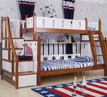 香玉园 踏步梯子母床