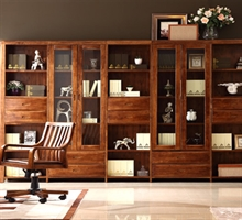 A家E331组合书柜