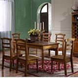 爆款——椿潮逸象  红椿木餐桌