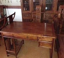 雅室红木家具  电脑桌