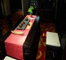 片云山房  吉茶桌(6件套)