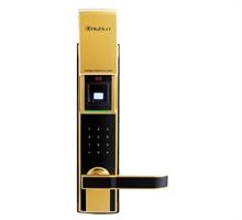 汇泰龙-HZ-69002 智睿 指纹密码锁