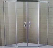 光煜 扇形钢化玻璃沐浴房