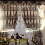 美国约克 雪尼尔绒S603-3窗帘
