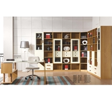 安卡时尚 组合书柜