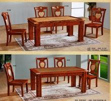 金鹏家具 D27#茶几+电视柜+餐桌椅(1+6)