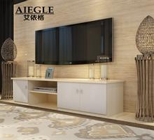 艾依格 现代简约小户型客厅简易电视柜 储物柜地柜