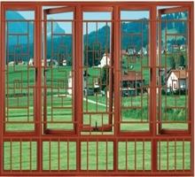 威斯顿 防护窗 国韵系列 2