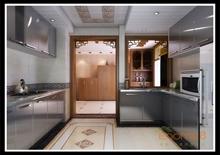 富于现代气息的厨房效果图