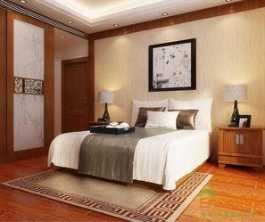 艺术气息卧室装修设计