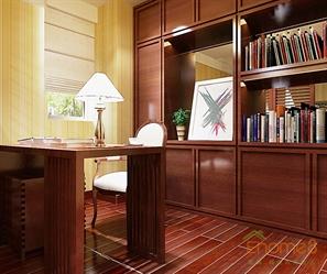 新古典风格书房设计