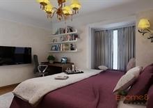 两房一厅-简欧装修风格卧室图片