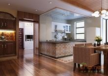 厨房餐厅托斯卡纳装修风格图