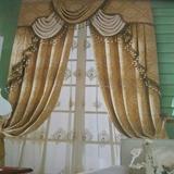 保罗纳布艺窗帘1506-维多利亚