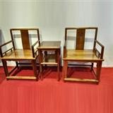 爆款——金韵轩玫瑰椅三件套