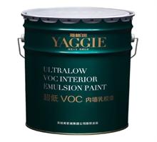 雅格超低VOC内墙乳胶漆