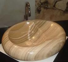 五洋石材 天然大理石洗手台