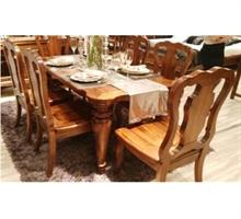 华师傅家具  餐厅-HE-M102餐台