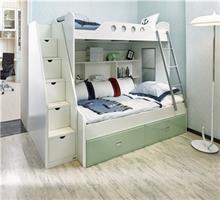 皇朝傢俬 儿童房双人床