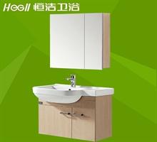 恒洁卫浴 浴室柜 HGE570R-0701 整体浴室柜
