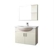 恒洁卫浴 现代简约洗手盆浴柜组合浴室柜吊柜