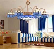地中海客厅吊灯