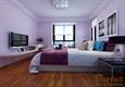 小清新装修风格卧室效果图欣赏
