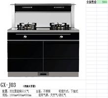 枚子集成灶GX-J03