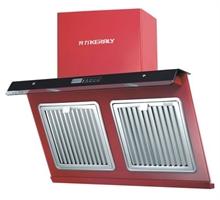 开力免洗烟机CXW-200-K2H 红晶钢