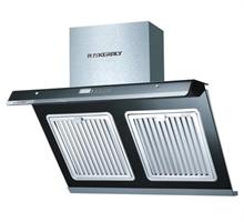 开力免洗烟机CXW-200-K2H (黑晶钢)