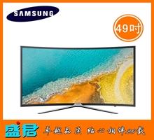 三星49英寸全高清曲面网络电视 49k6800